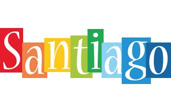 Santiago colors logo