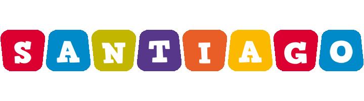 Santiago kiddo logo