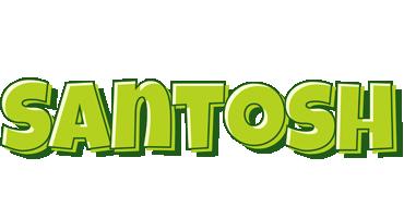 Santosh summer logo