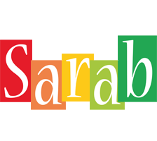Sarab colors logo