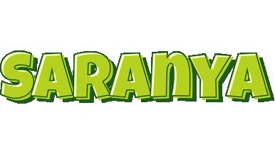 Saranya summer logo