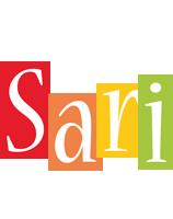 Sari colors logo