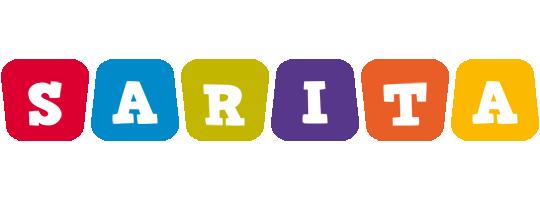 Sarita kiddo logo