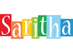Saritha colors logo