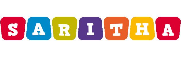 Saritha kiddo logo