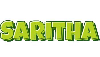 Saritha summer logo