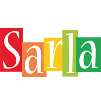 Sarla colors logo