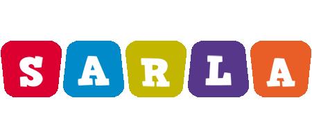 Sarla kiddo logo