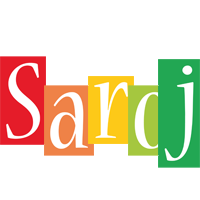 Saroj colors logo