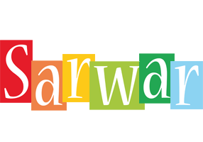 Sarwar colors logo