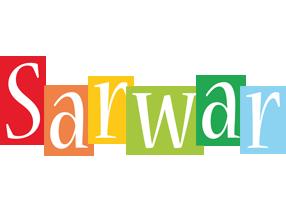 Sarwar colors logo