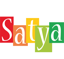 Satya colors logo