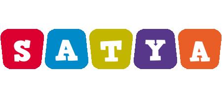 Satya kiddo logo