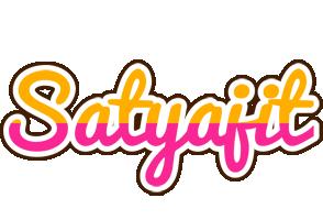 Satyajit smoothie logo