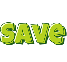 Save summer logo