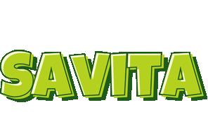 Savita summer logo