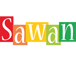 Sawan colors logo