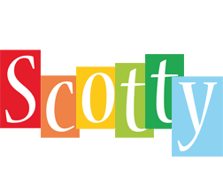 Scotty colors logo