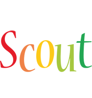 Scout birthday logo