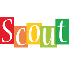 Scout colors logo