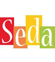 Seda colors logo