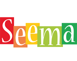 Seema colors logo