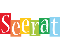 Seerat colors logo