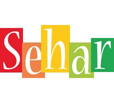 Sehar colors logo