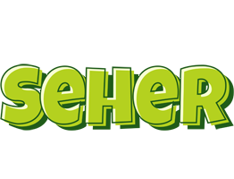 Seher summer logo
