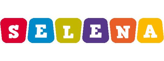 Selena kiddo logo
