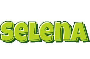 Selena summer logo