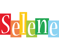 Selene colors logo