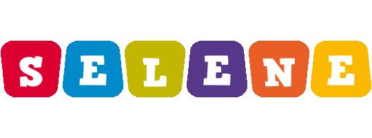 Selene kiddo logo