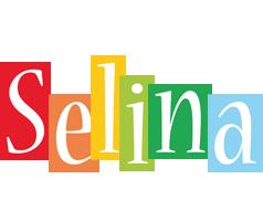 Selina colors logo