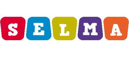 Selma kiddo logo