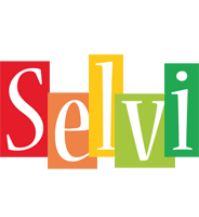 Selvi colors logo