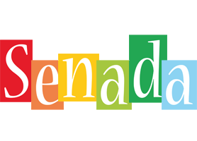Senada colors logo