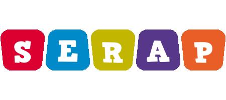 Serap kiddo logo