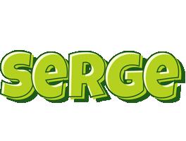 Serge summer logo