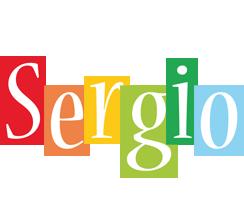 Sergio colors logo