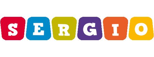 Sergio kiddo logo