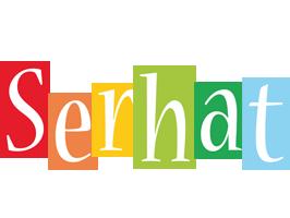 Serhat colors logo