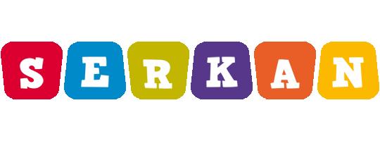 Serkan kiddo logo