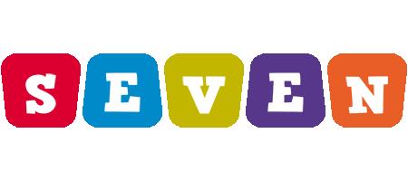 Seven kiddo logo