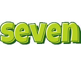Seven summer logo
