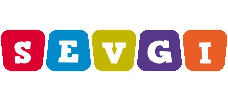 Sevgi kiddo logo