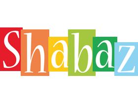 Shabaz colors logo
