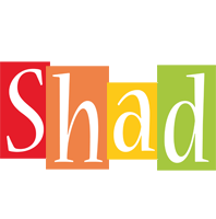 Shad colors logo