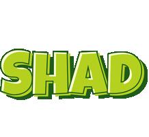 Shad summer logo