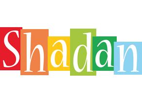 Shadan colors logo